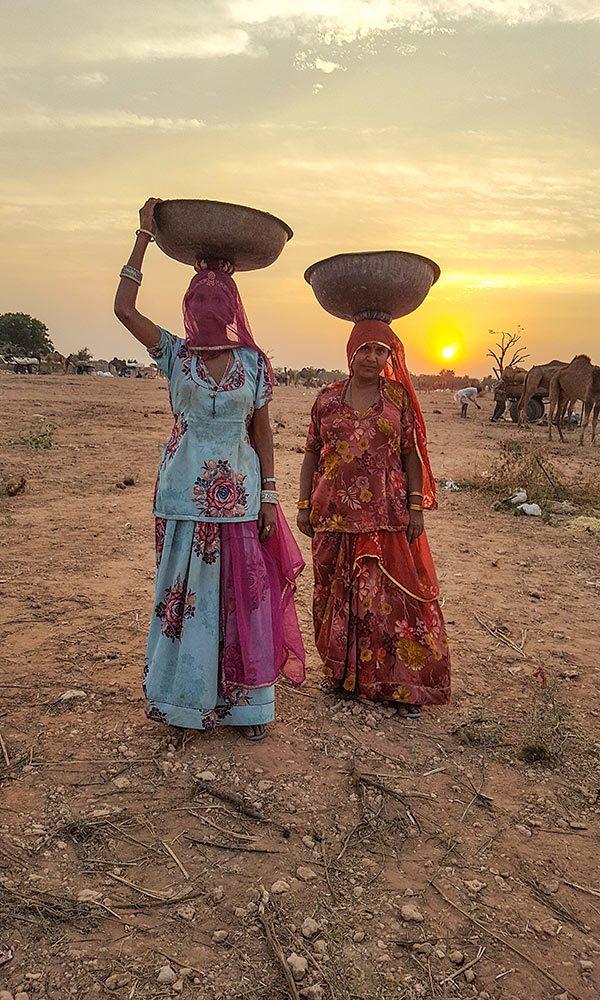 Nagaur Fair Women